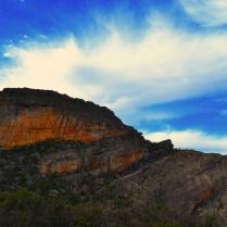 The almighty Taipan Wall (Taipan Wall, Grampians – Australia)